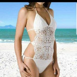 Other - Anna Kosturova Crochet bathing suit